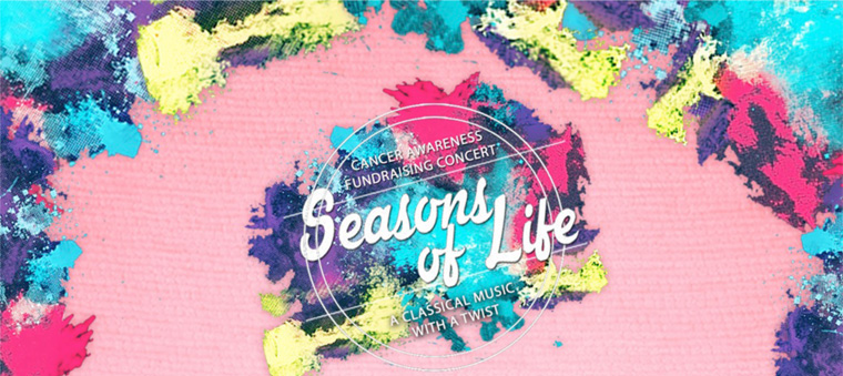 Fundraising Concert: Seasons of Life