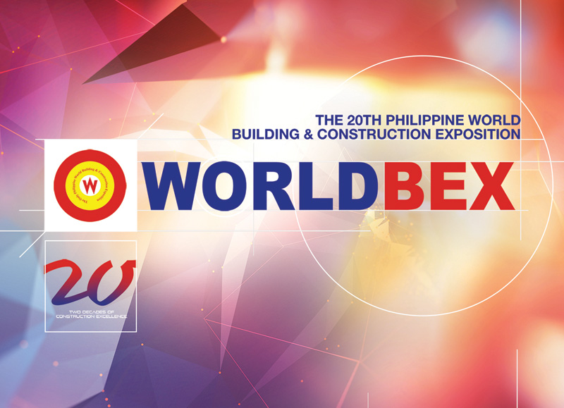 20th WORLDBEX | March 11-15 2015 | World Trade Center Metro Manila