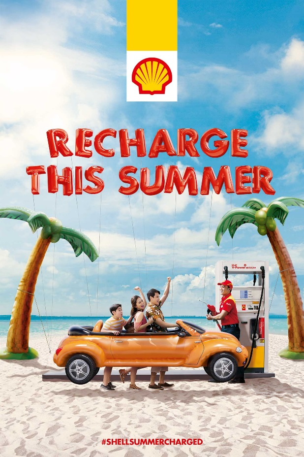 Fuel up on excitement and get summer-charged with Shell