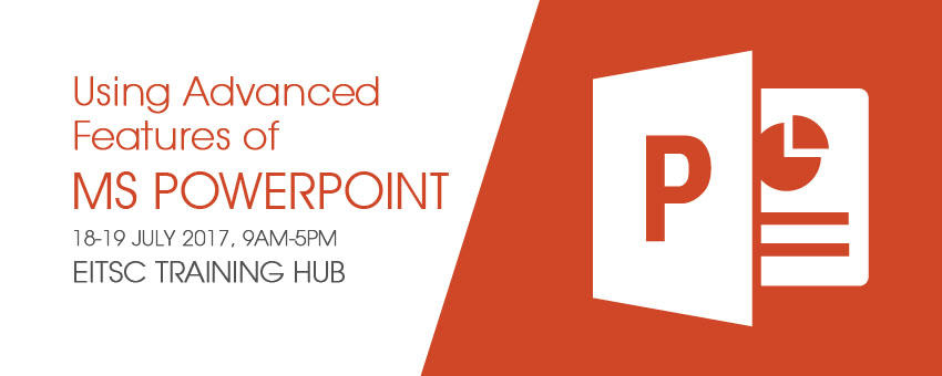 advanced features of ms powerpoint