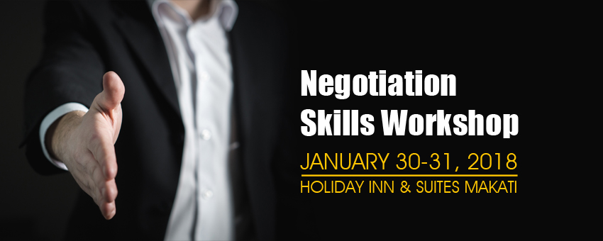 Negotiation Skills Workshop