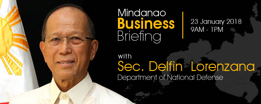 Mindanao Business Briefing: Updates on Security Situation, Resiliency, and Optimism