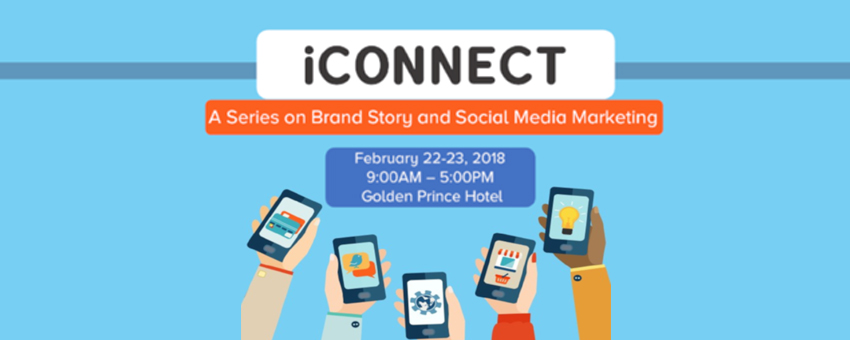 iCONNECT: A Series on Brand Story and Social Media Marketing