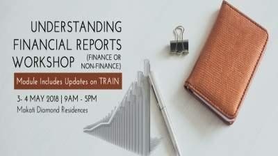 Understanding Financial Reports Workshop