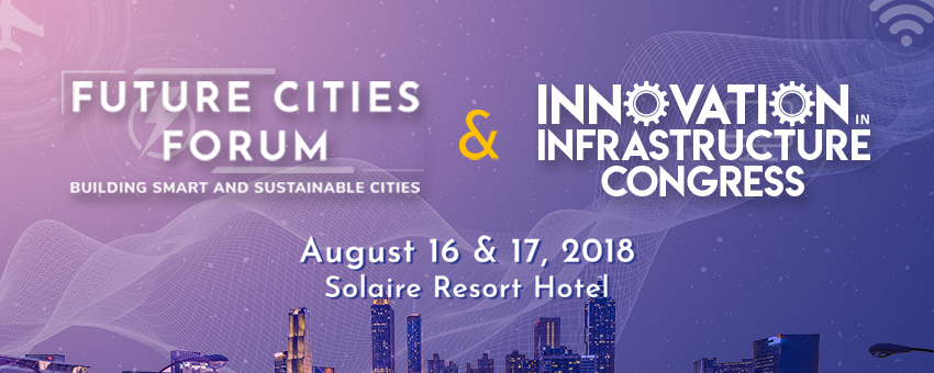 Future Cities Forum & Innovation in Infrastructure Congress