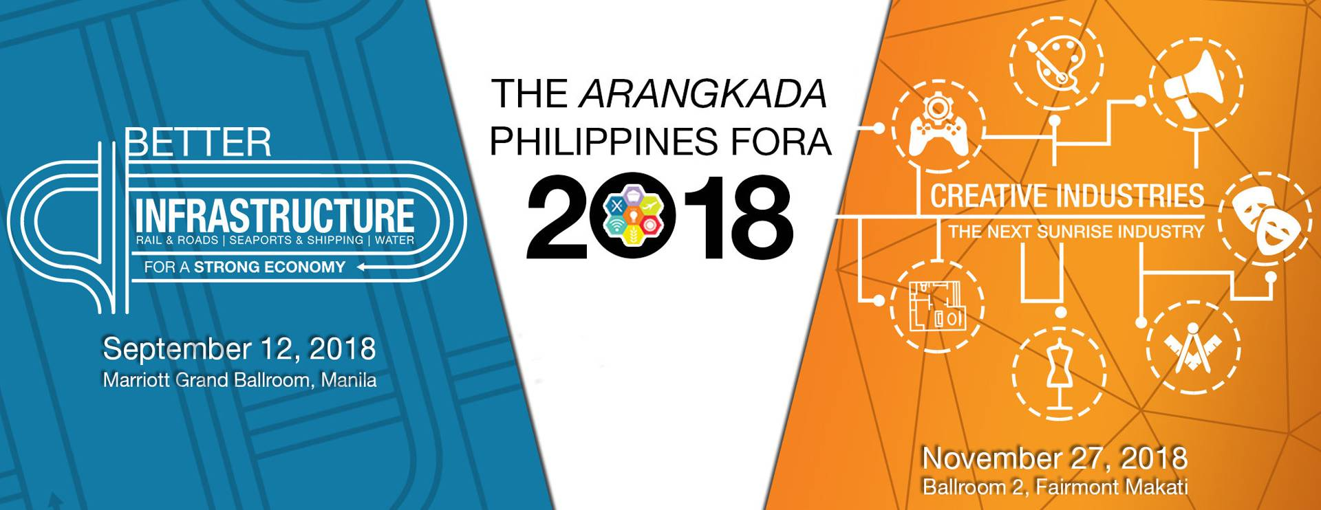 The Arangkada Fora 2018