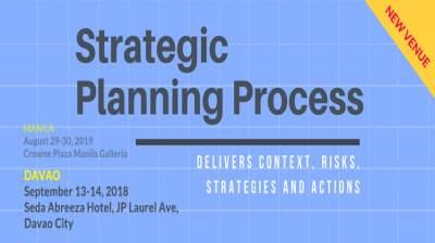 QMS Training: Strategic Planning Process