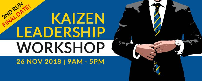 Kaizen Leadership Workshop