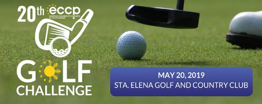 20th ECCP Golf Challenge
