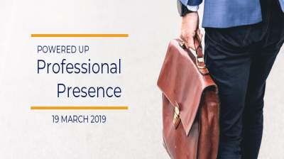Powered Up Professional Presence