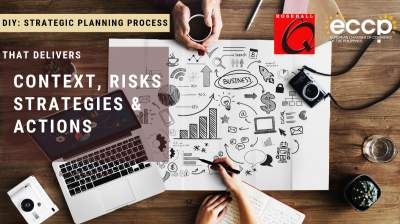 DIY: Strategic Planning Process That Delivers Context, Risks, Strategies and Actions