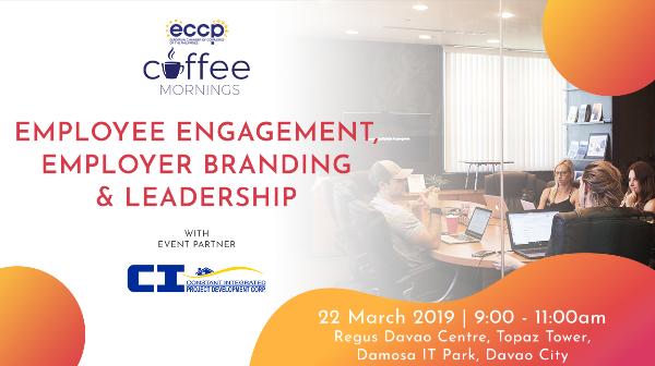 Coffee Mornings: Employee Engagement, Employer Branding & Leadership