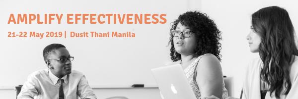 Amplify Effectiveness Workshop