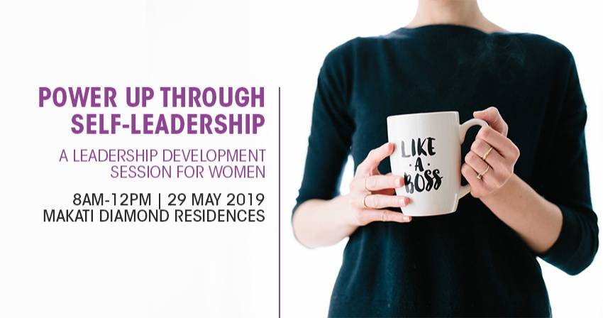 Power Up Through Self-Leadership: A Leadership Development Session for Women