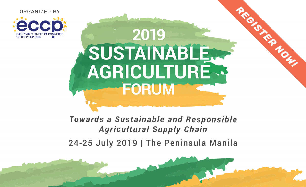 2019 Sustainable Agriculture Forum