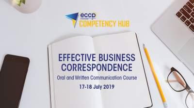 Effective Business Correspondence