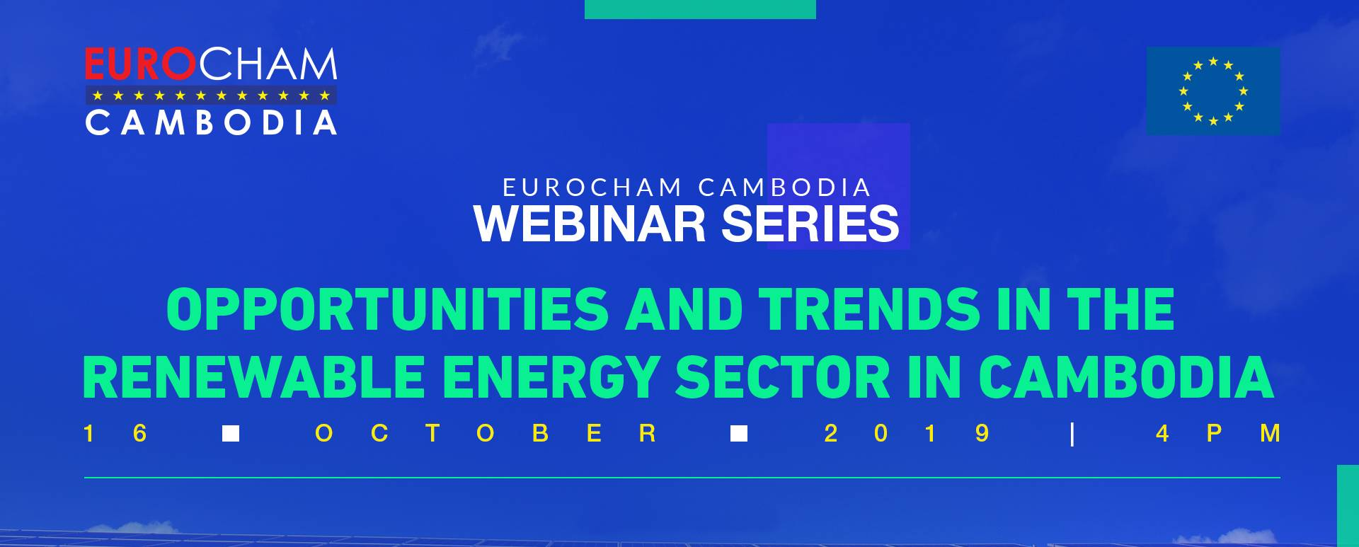 Opportunities and Trends in the Renewable Energy Sector in Cambodia