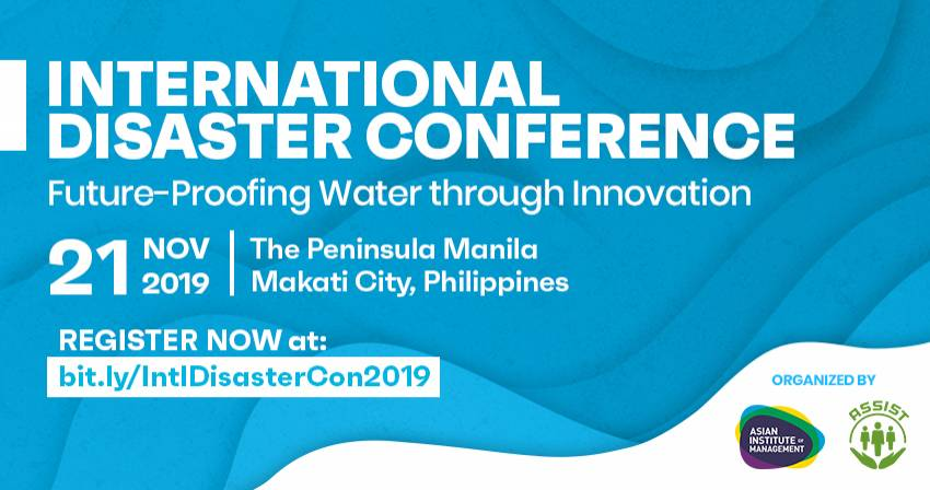 International Disaster Conference 2019