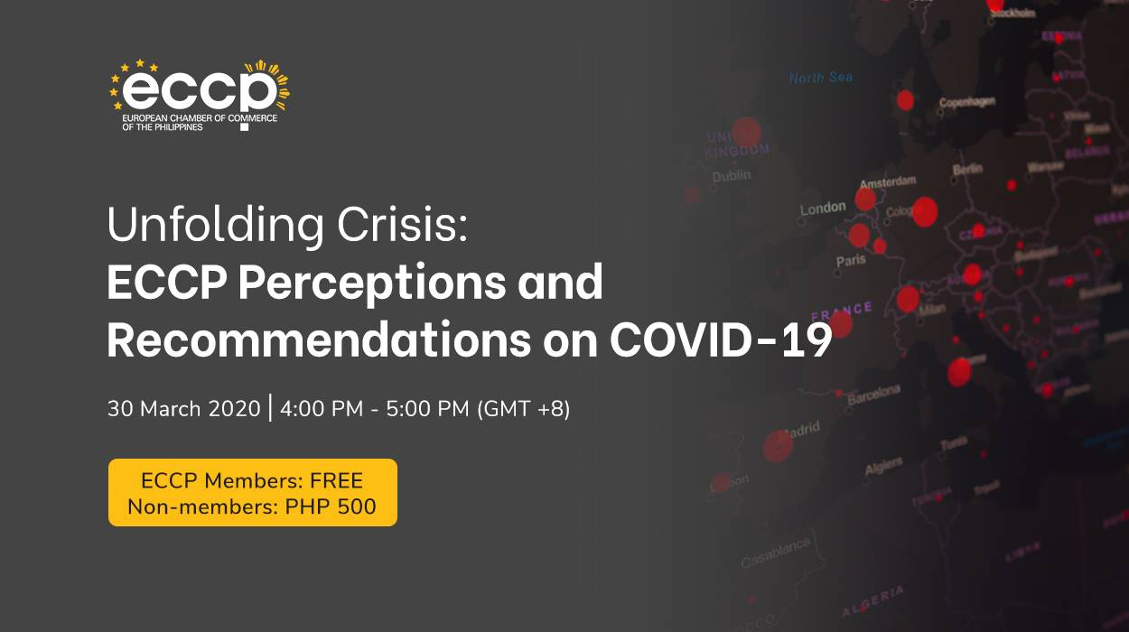 Unfolding Crisis: ECCP Perceptions and Recommendations on COVID-19