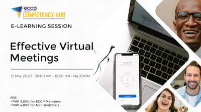 ECCP e-Learning Session: Effective Virtual Meetings