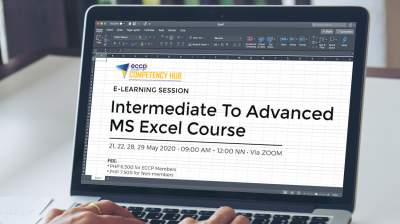 Intermediate to Advanced MS Excel Online Course