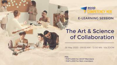ECCP e-Learning Session: The Art & Science of Collaboration