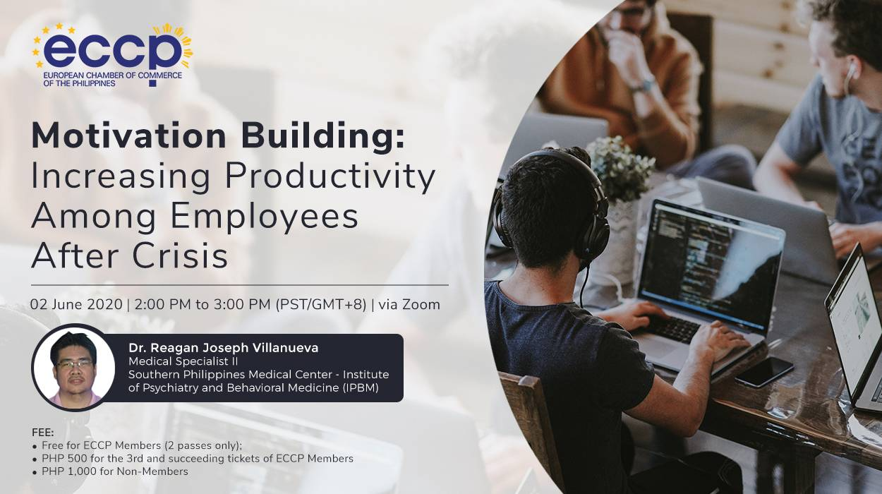 Motivation Building: Increasing Productivity Among Employees After Crisis