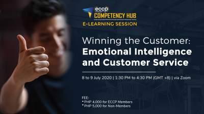 Winning the Customer: Emotional Intelligence and Customer Service