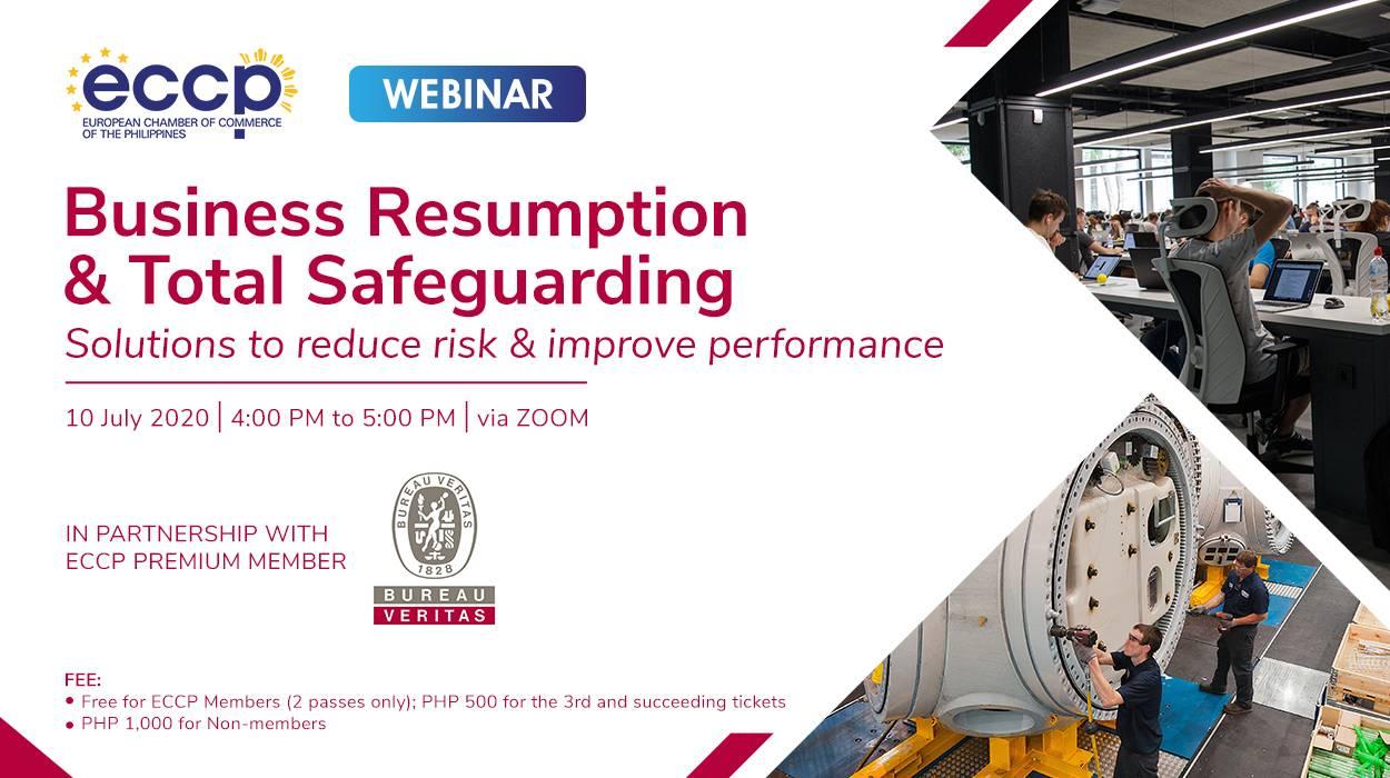 Business Resumption & Total Safeguarding