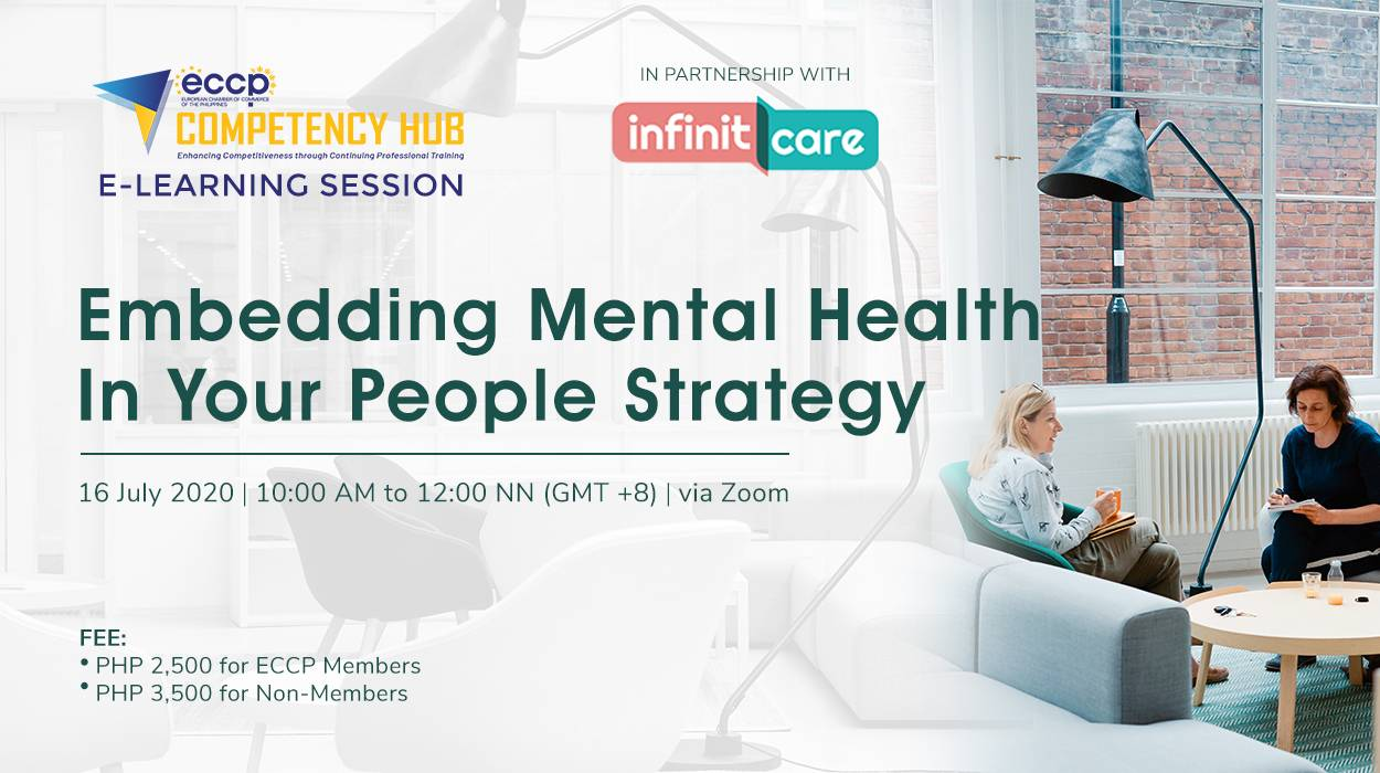 Embedding Mental Health in Your People Strategy
