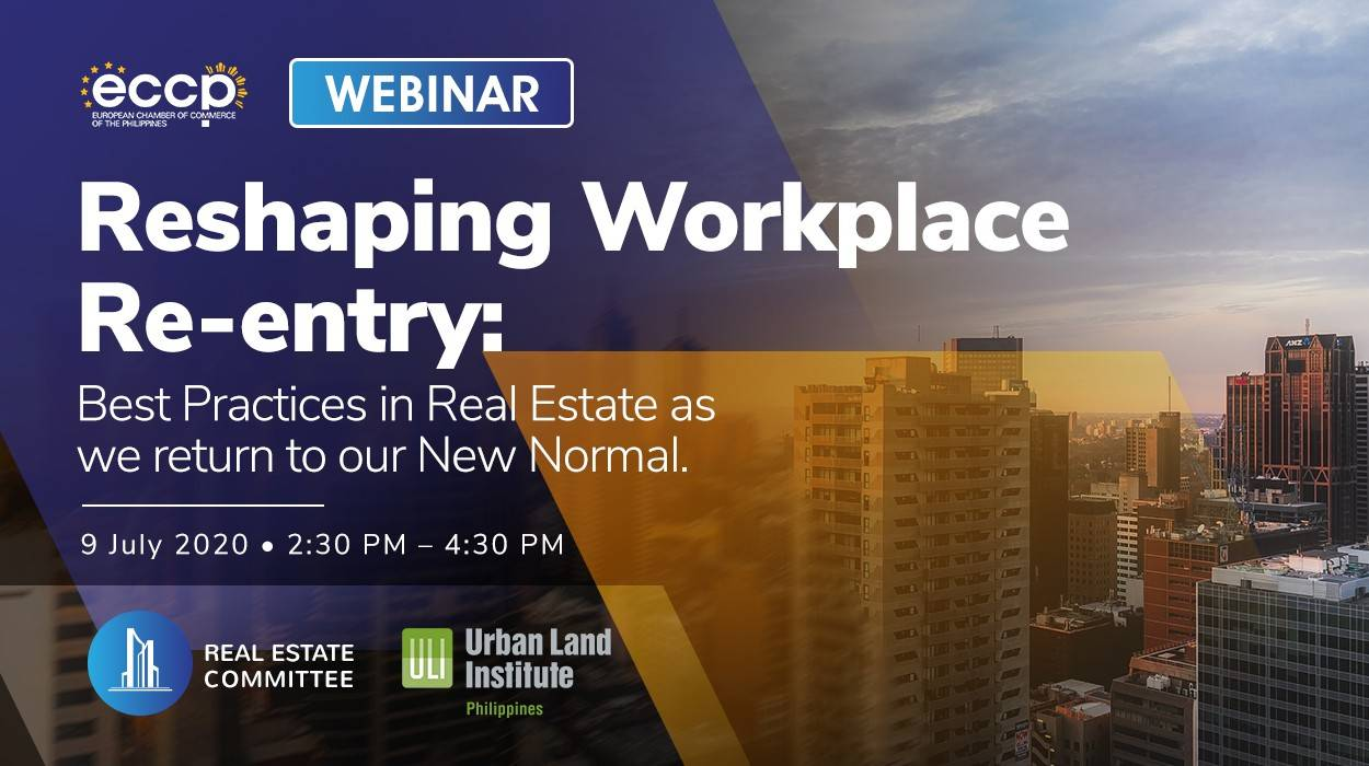 Reshaping Workplace Re-entry: Best Practices in Real Estate as we return to our New Normal