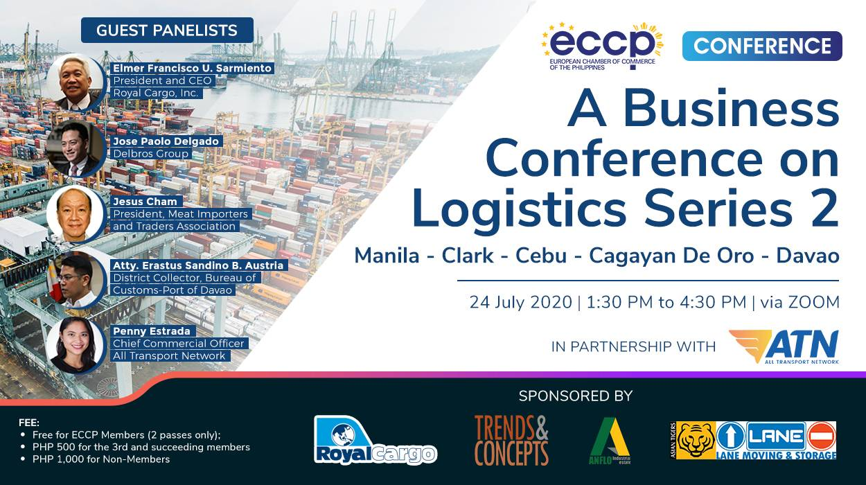 A Business Conference on Logistics Series 2