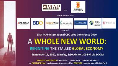 A WHOLE NEW WORLD: Reigniting the  Stalled Global Economy