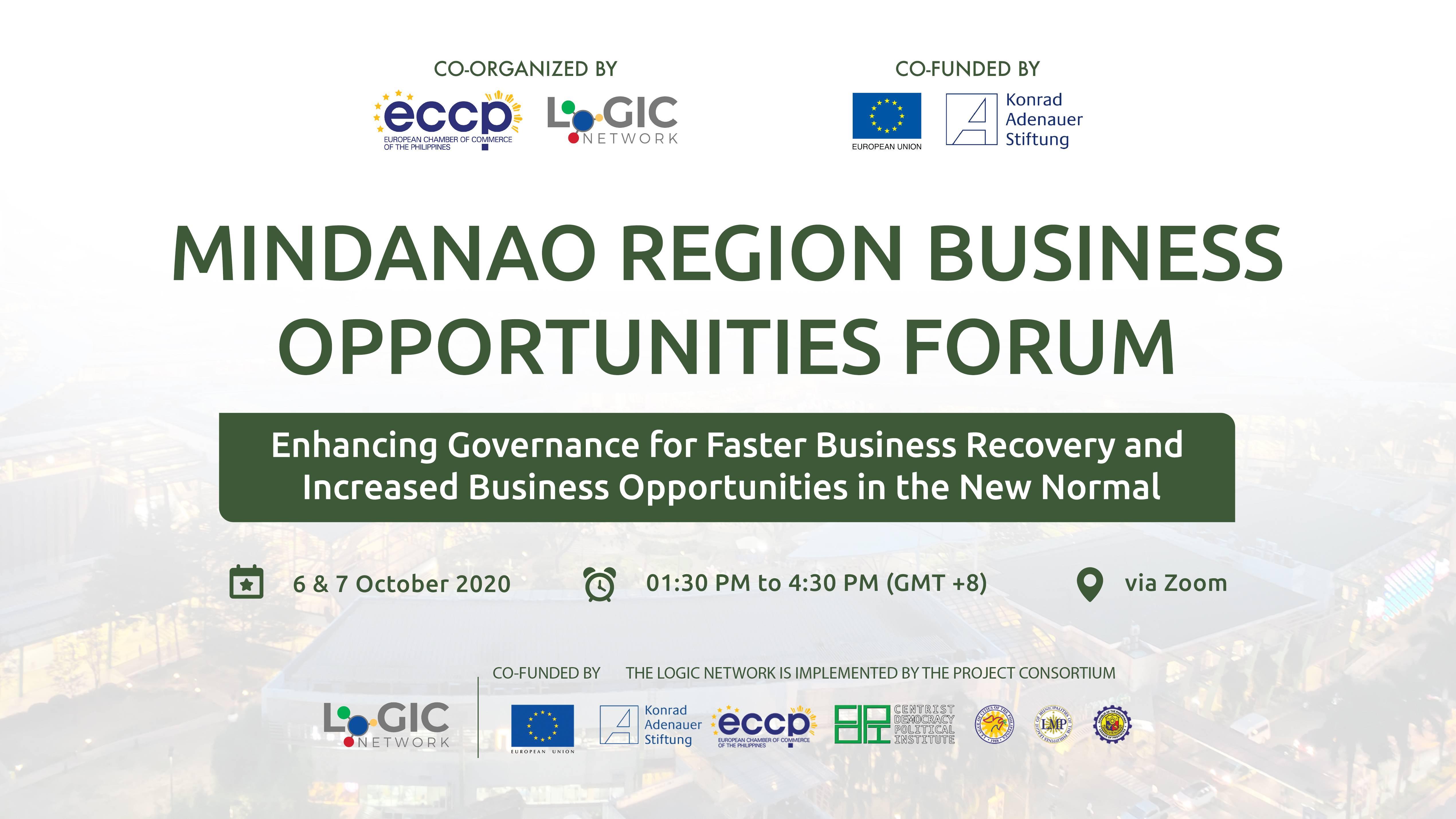 Mindanao Region Business Opportunities Forum