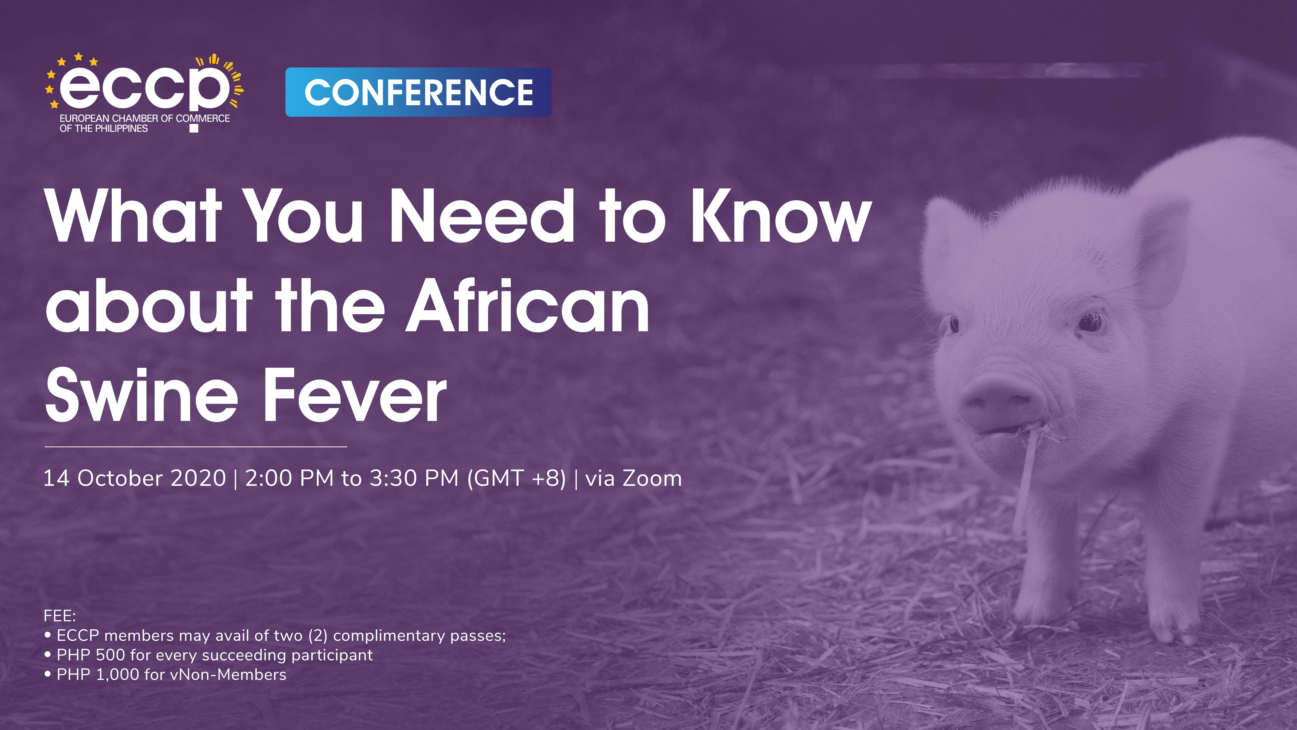 What You Need To Know about the African Swine Fever