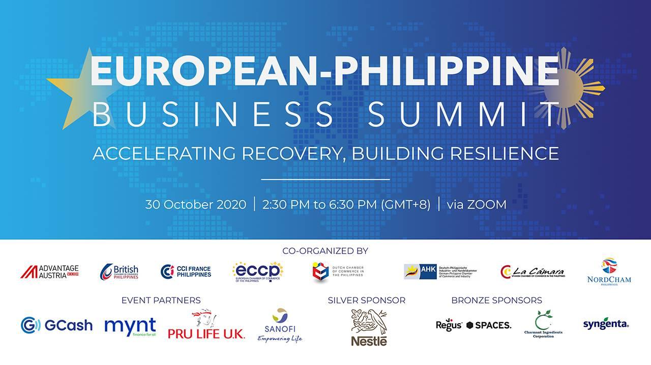 2020 European-Philippine Business Summit