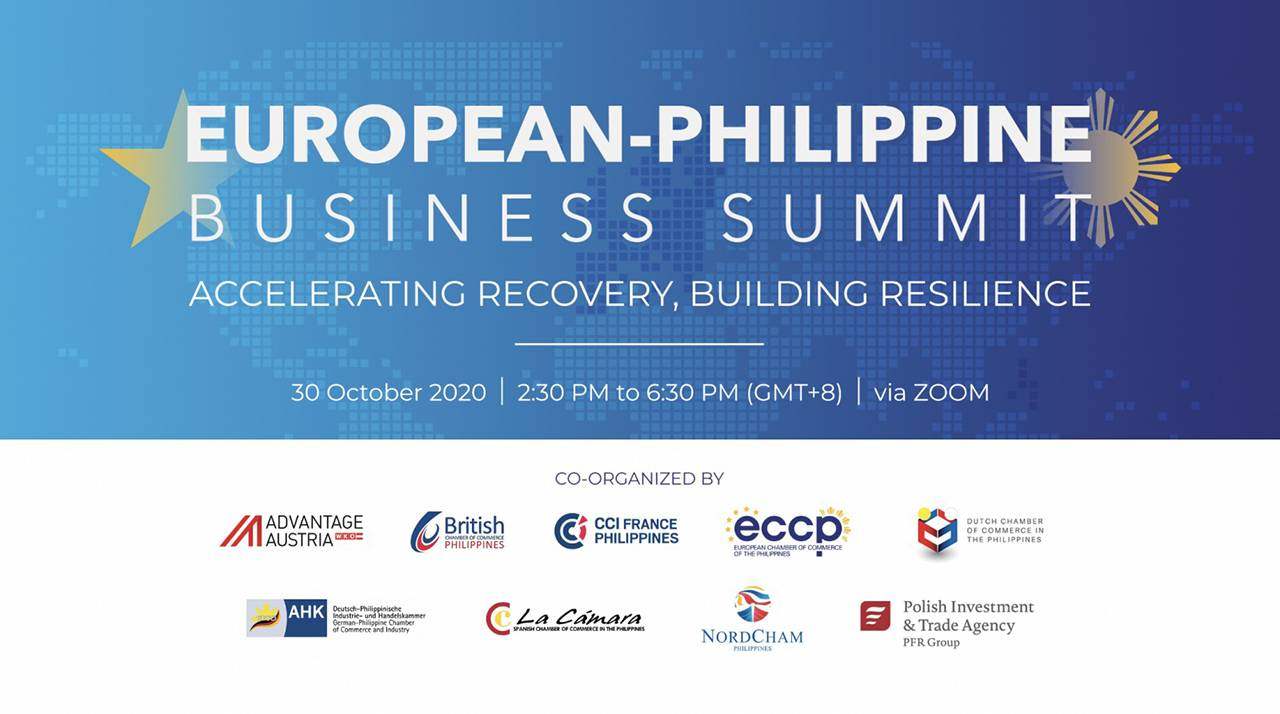 2020 European-Philippine Business Summit