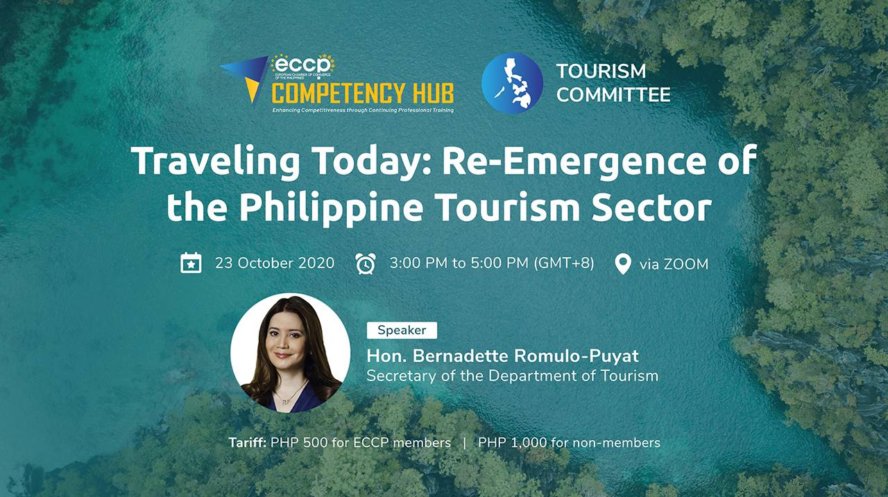 Traveling Today: Re-Emergence of the Philippine Tourism Sector