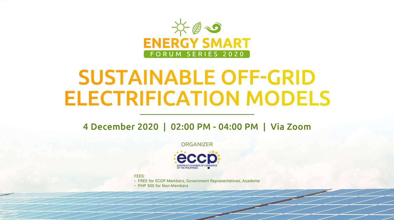 Sustainable Off-Grid Electrification Models