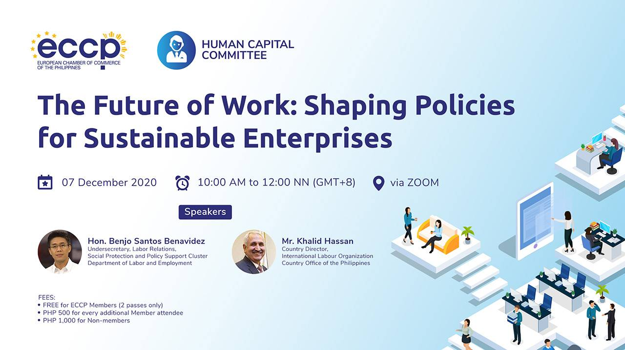 The Future of Work: Shaping Policies for Sustainable Enterprises