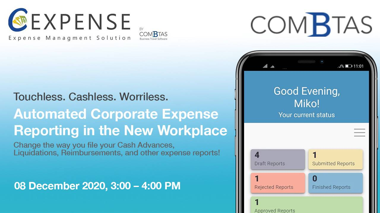 Automated Corporate Expense Reporting  in the New Workplace