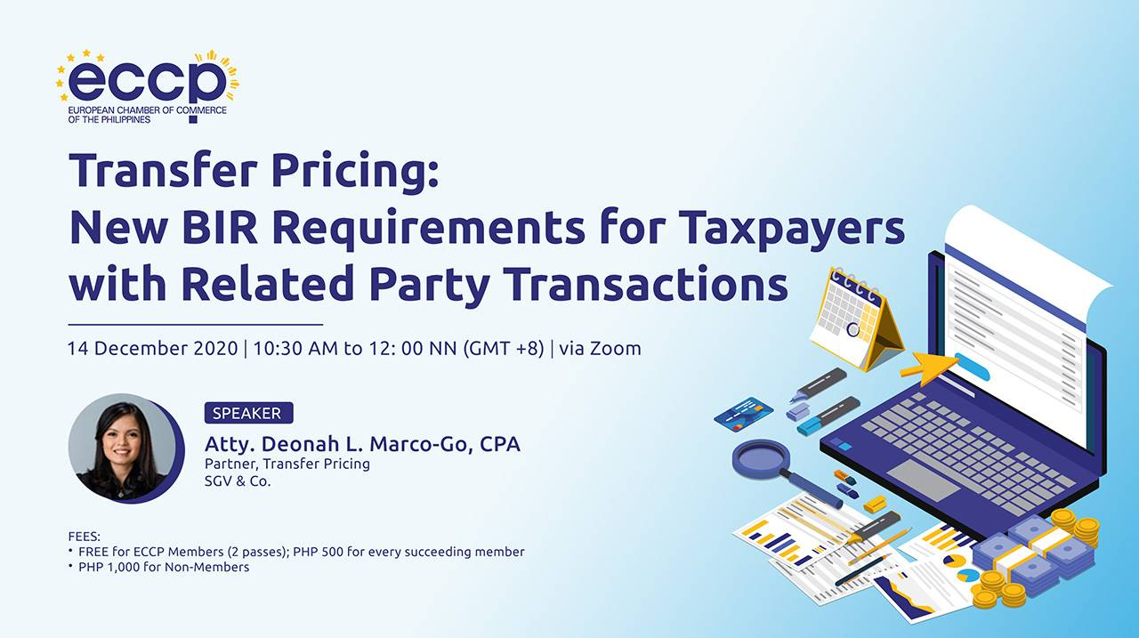 Transfer Pricing: New BIR Requirements for Taxpayers with Related Party Transactions