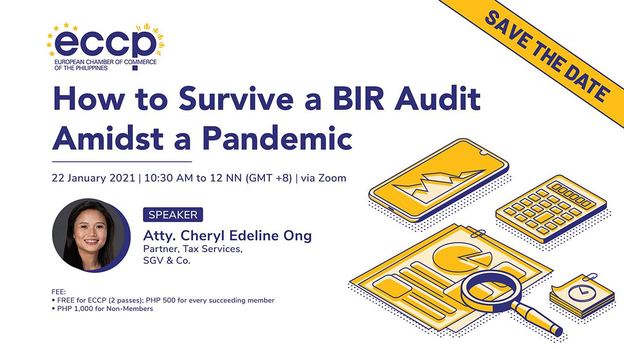How to Survive BIR Audit Amidst a Pandemic