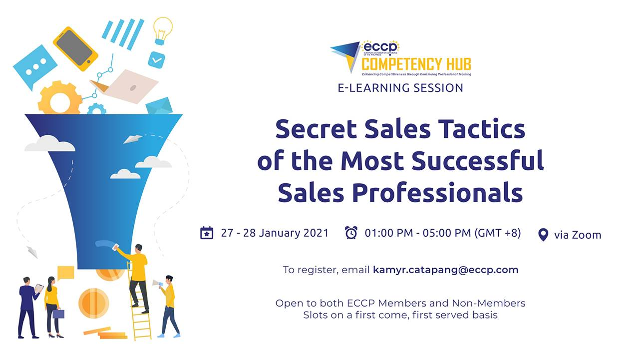 Secret Sales Tactics of the Most Successful Sales Professionals