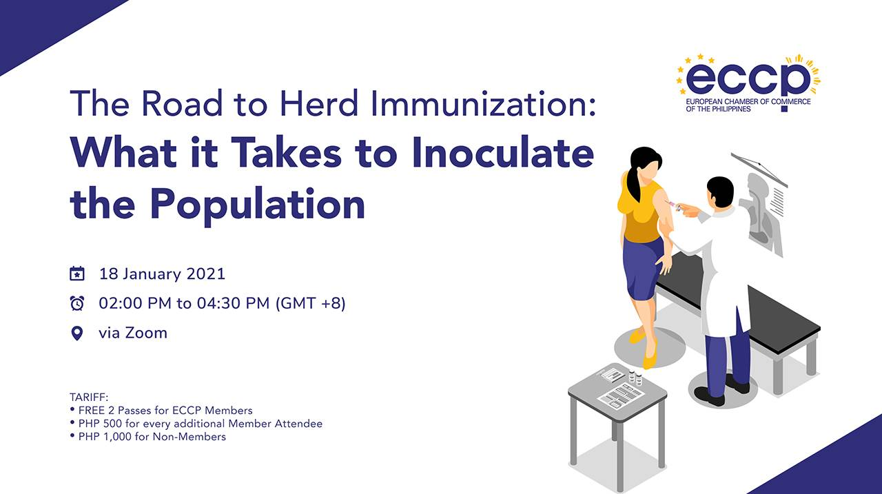 The Road to Herd Immunization: What it Takes to Inoculate the Population