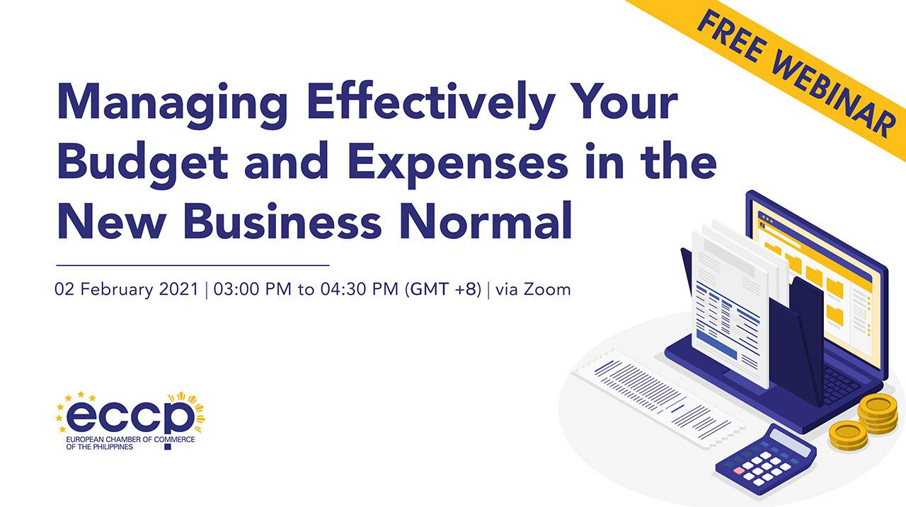Managing Effectively Your Expense and Budget in the New Business Normal
