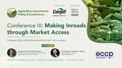 Making Inroads through Market Access