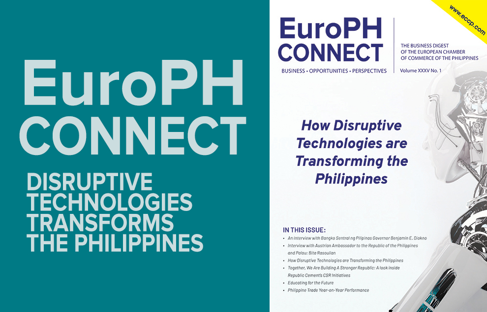 How Disruptive Technologies are Transforming the Philippines