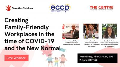 Creating Family-Friendly Workplaces in the Time of COVID-19 and the New Normal