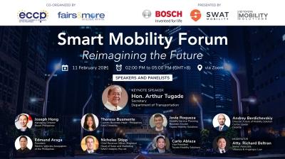 Smart Mobility Forum: Reimagining the Future